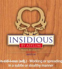 Asylum Insidious 644 Natural