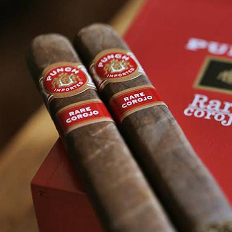 Punch Rare Corojo Cigars