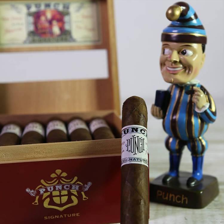 Punch Signature Cigars