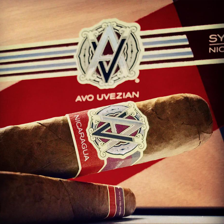 AVO Syncro Nicaragua Cigars