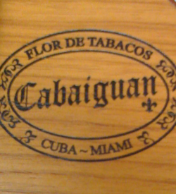 Cabaiguan Guapos Toro Grande Maduro