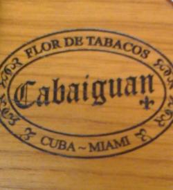 Cabaiguan Guapos 46 Natural