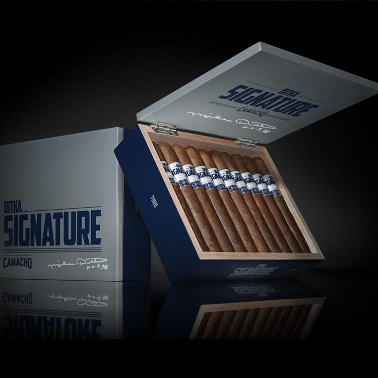 Camacho Ditka Signature Cigars