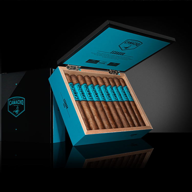 Camacho Ecuador Cigars