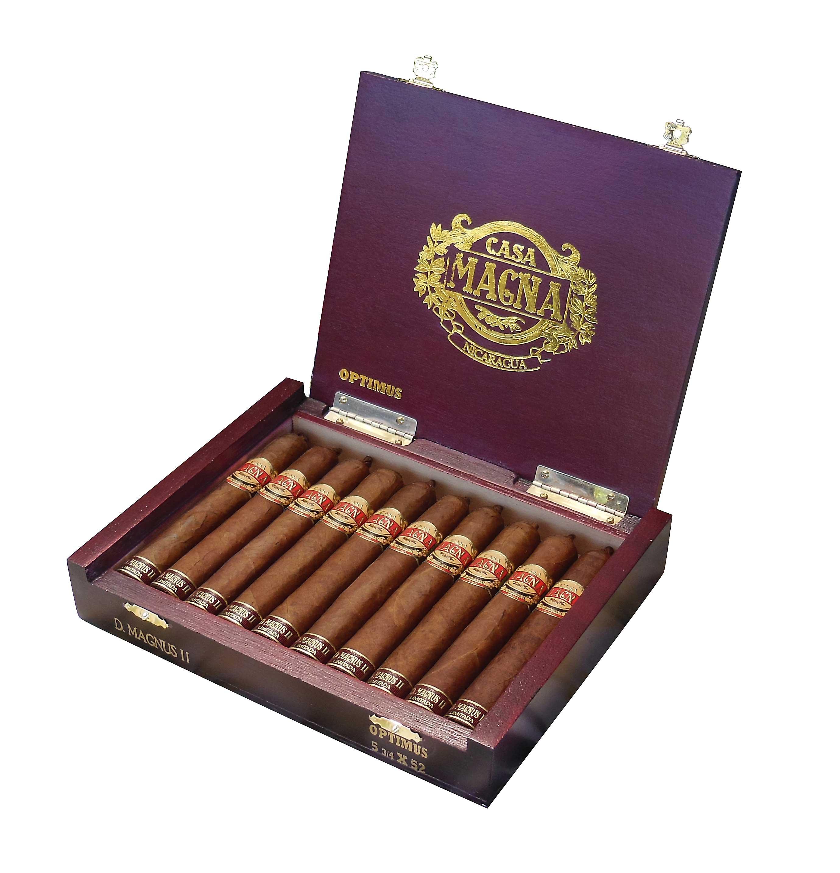 Casa Magna Domus Magnus II Cigars