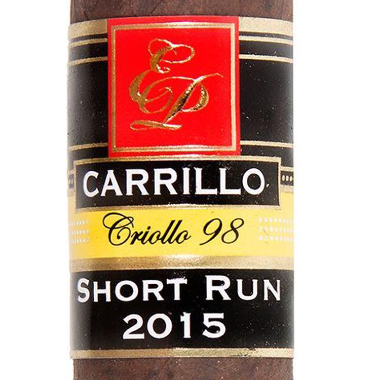 EP Carrillo Short Run 2015 Cigars