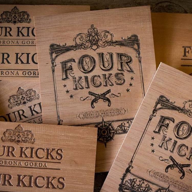 Four Kicks Cigars
