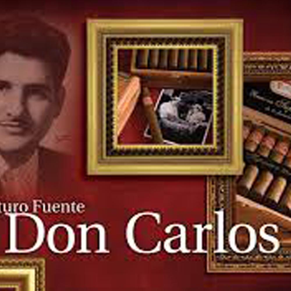 Arturo Fuente Don Carlo Cigars