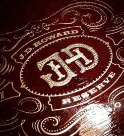 JD Howard Reserve Single Action Limited Edition 2015