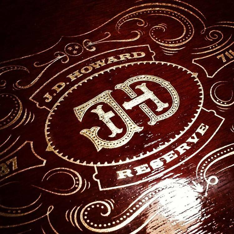 JD Howard Reserve Cigars