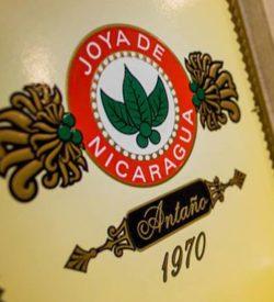 Joya de Nicaragua Antano 1970 Lancero