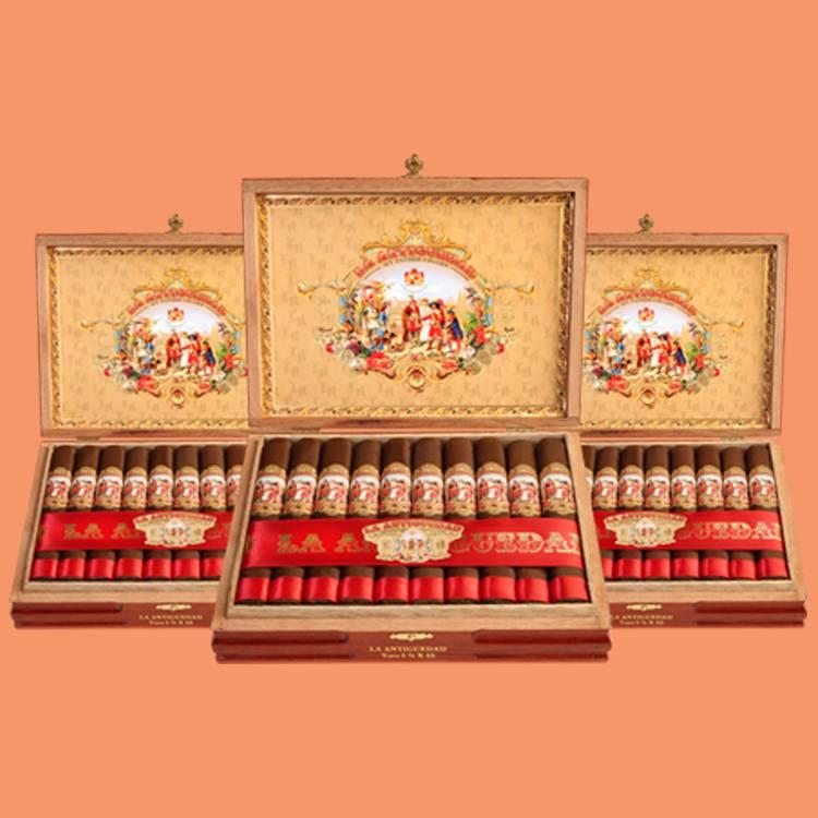 La Antiguedad Cigars