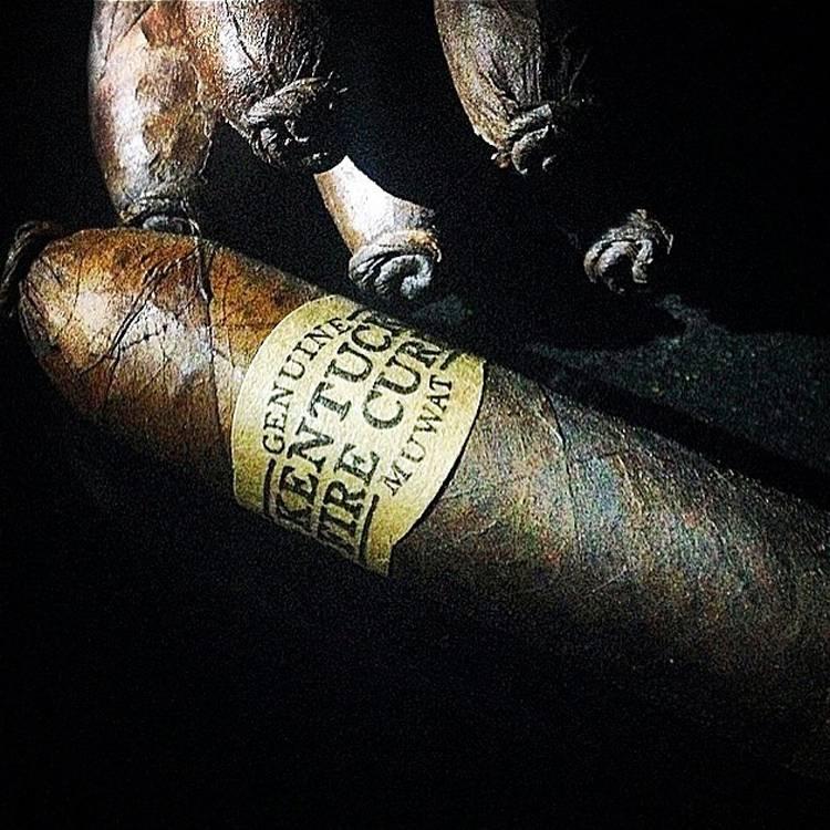 MUWAT Kentucky Fire Cured Cigars