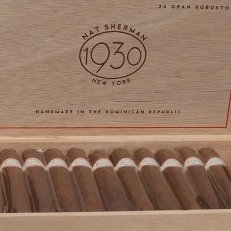 Nat Sherman 1930 Cigars