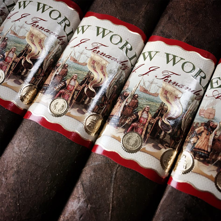 AJ Fernandez New World Cigars