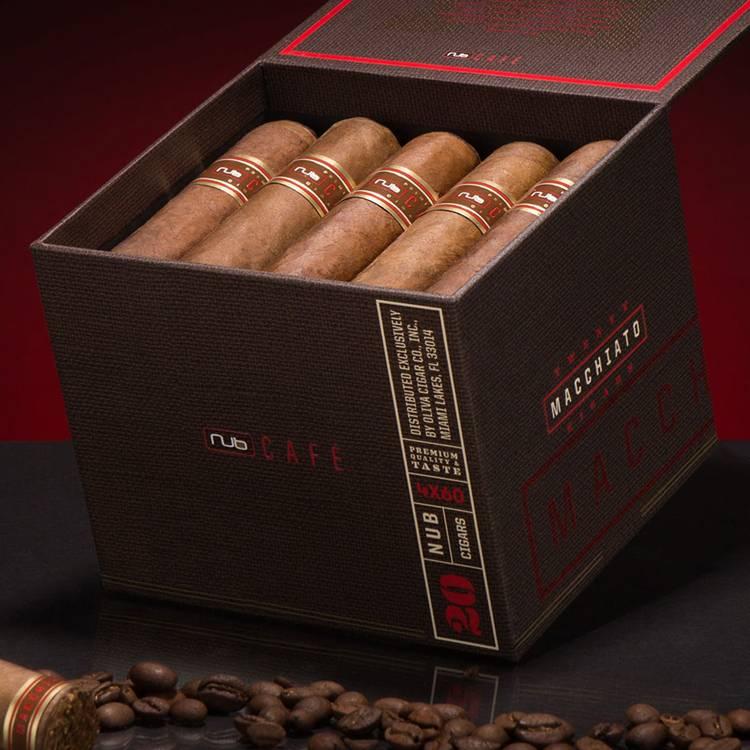 Nub Cafe Macchiato Cigars
