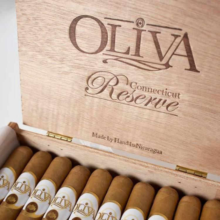 Oliva Connecticut Reserve Cigars