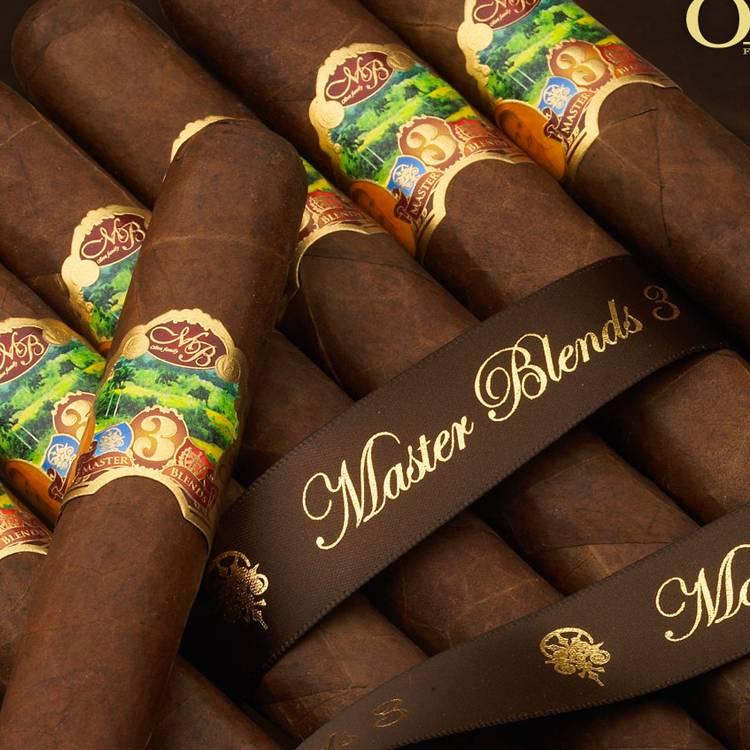 Oliva Master Blends III Cigars