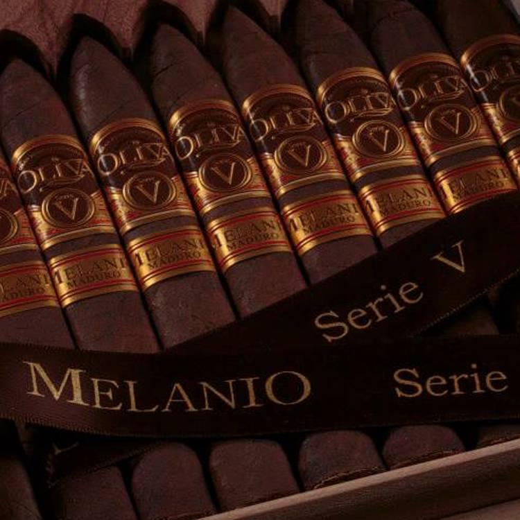 Oliva Serie V Melanio Maduro Cigars