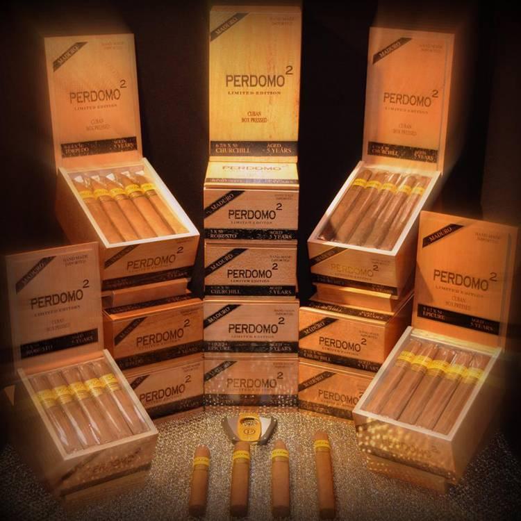 Perdomo 2 Cigars