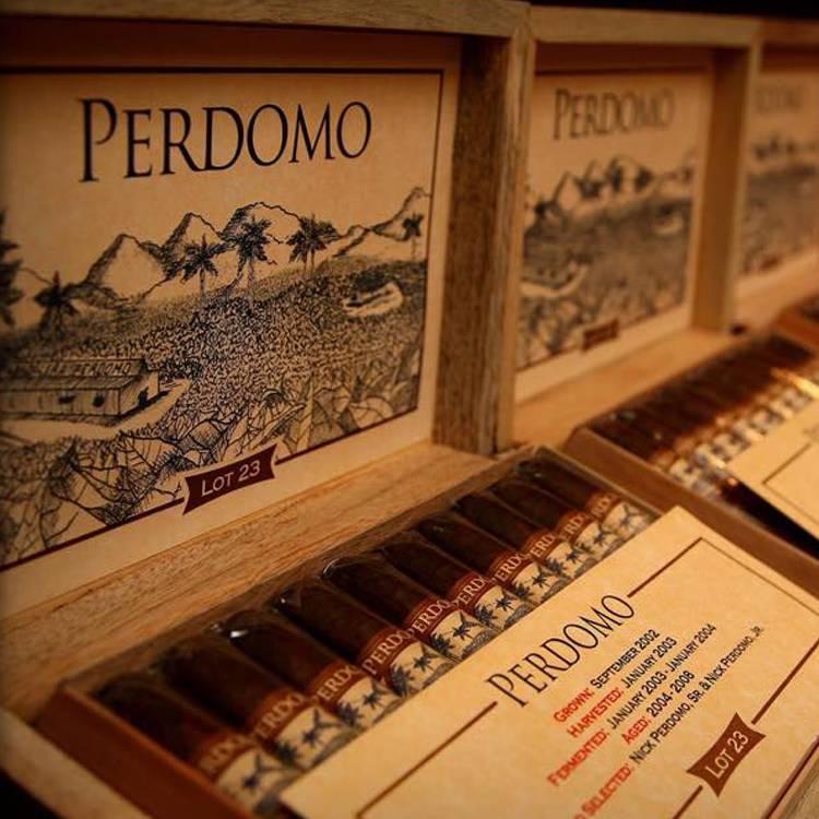 Perdomo Lot 23 Cigars