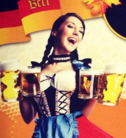 Quesada 2015 Oktoberfest Kaiser Ludwig
