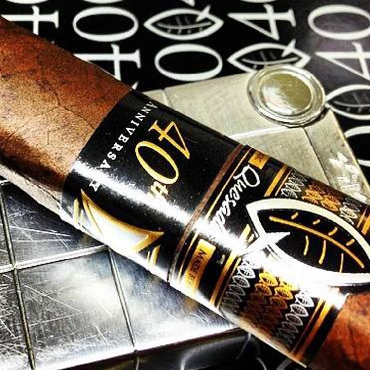 Quesada 40th Anniversary Cigars