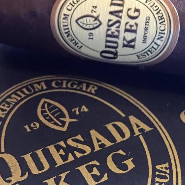 Quesada Keg Cigars