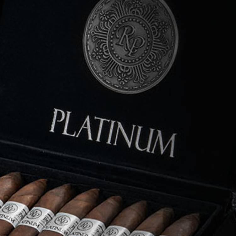Rocky Patel Platinum Cigars