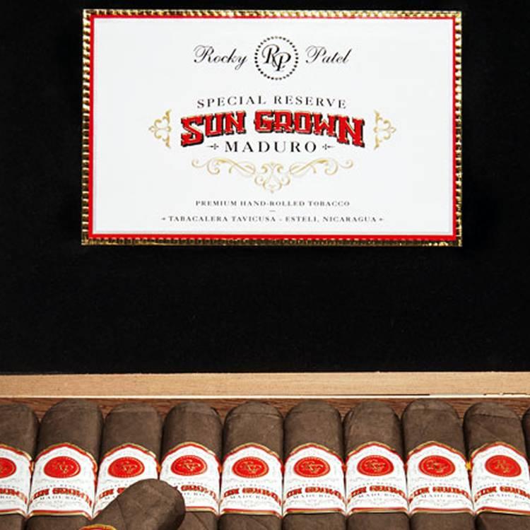 Rocky Patel Sun Grown Maduro Cigars