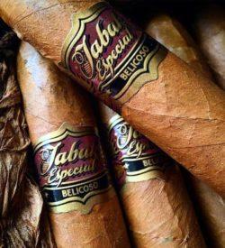 Tabak Especial Robusto Negra