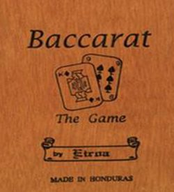 Baccarat Belicoso Natural