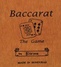 Baccarat Double Corona Natural