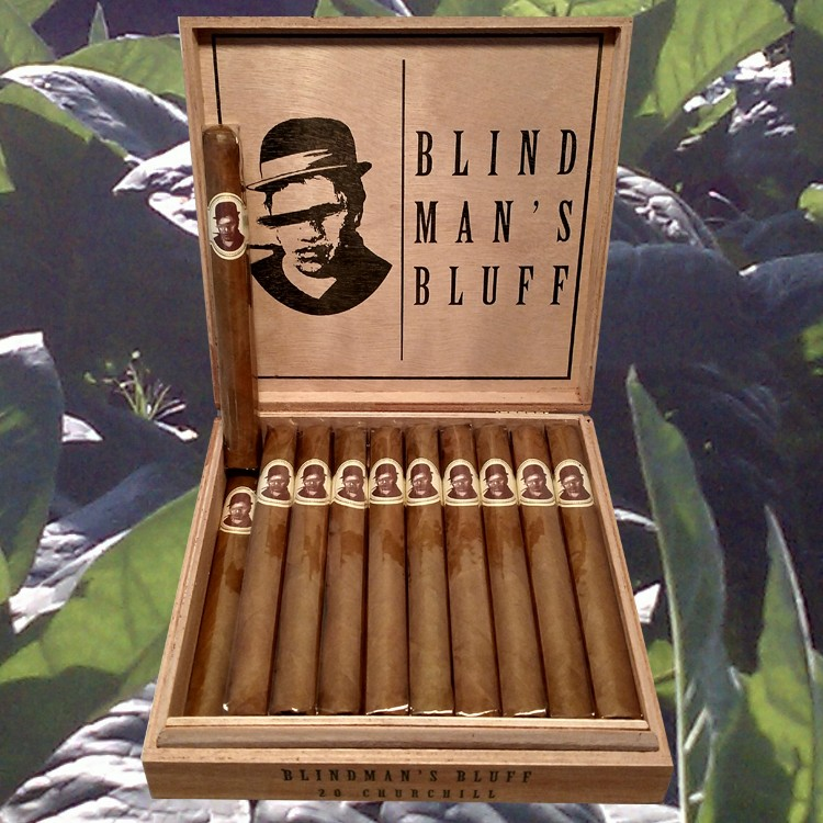 Caldwell Blind Man's Bluff Connecticut Cigars