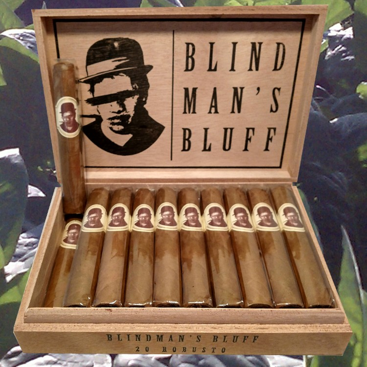 Caldwell Blind Man's Bluff Connecticut Robusto