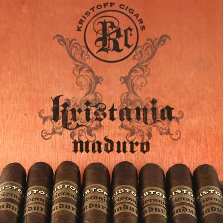 Kristoff Kristania Maduro Cigars