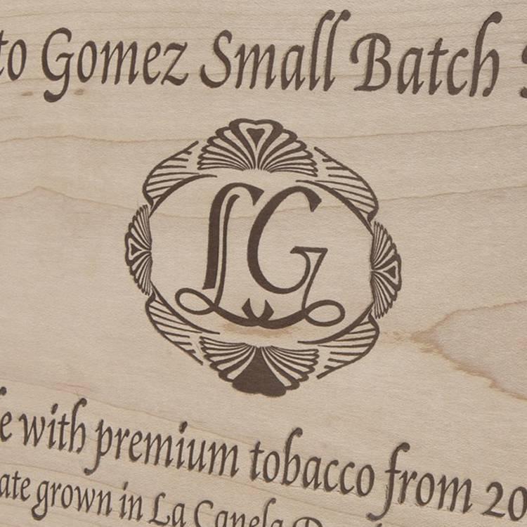 Litto Gomez Small Batch Cigars