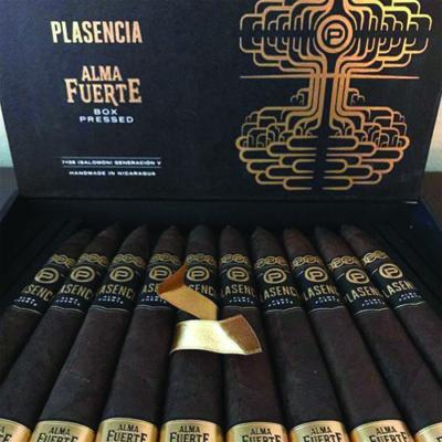 Plasencia Alma Fuerte Sixto II