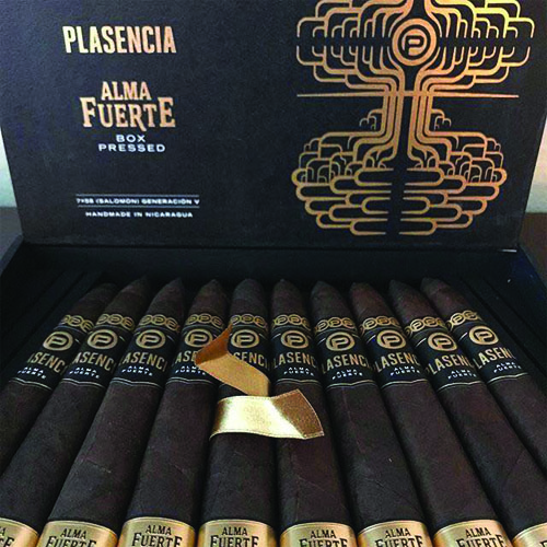 Plasencia Alma Fuerte Cigars