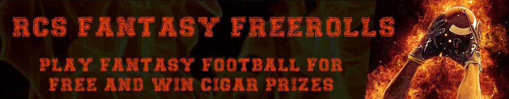 Cigars and Fantasy Football