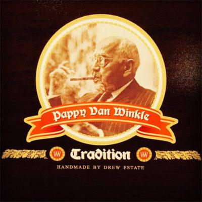 Pappy Van Winkle Tradition Coronita