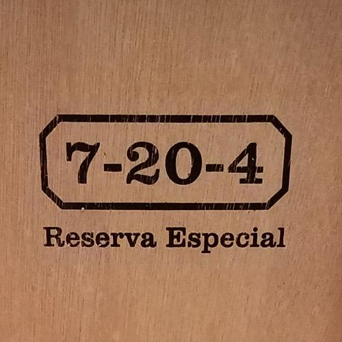 7-20-4 Reserva Especial Cigars