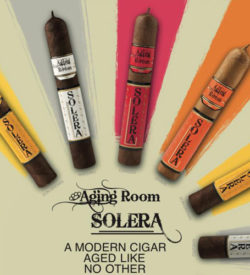 Aging Room Solera Sun Grown Festivo