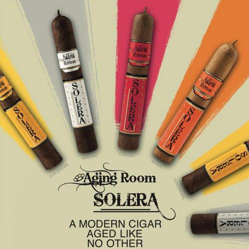Aging Room Solera Cigars