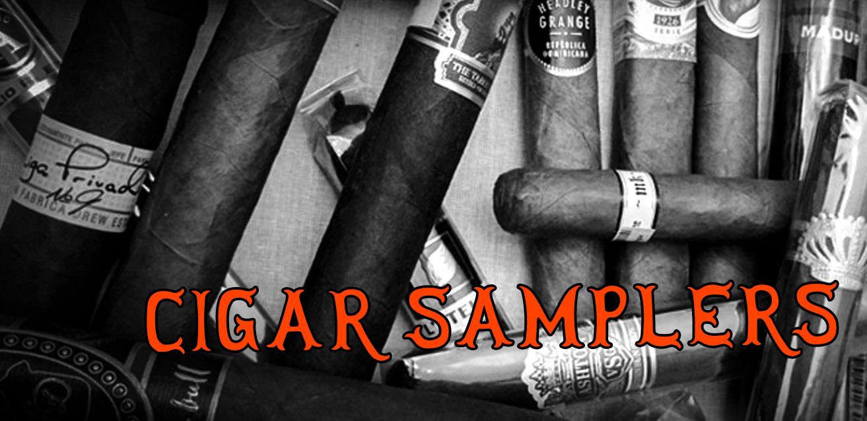 Cigar Sampler Packs