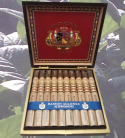 Ramon Allones Churchill
